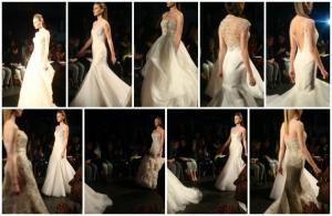 Wedding gowns Rivini Spring 2014 New York Bridal Market