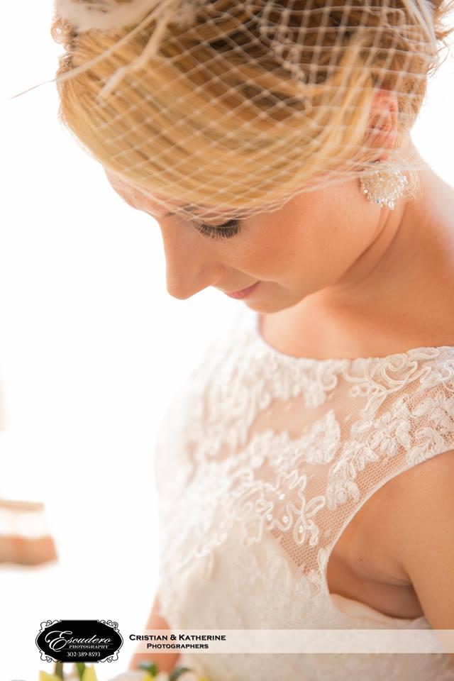 Escudero Hilton Christiana bride profile