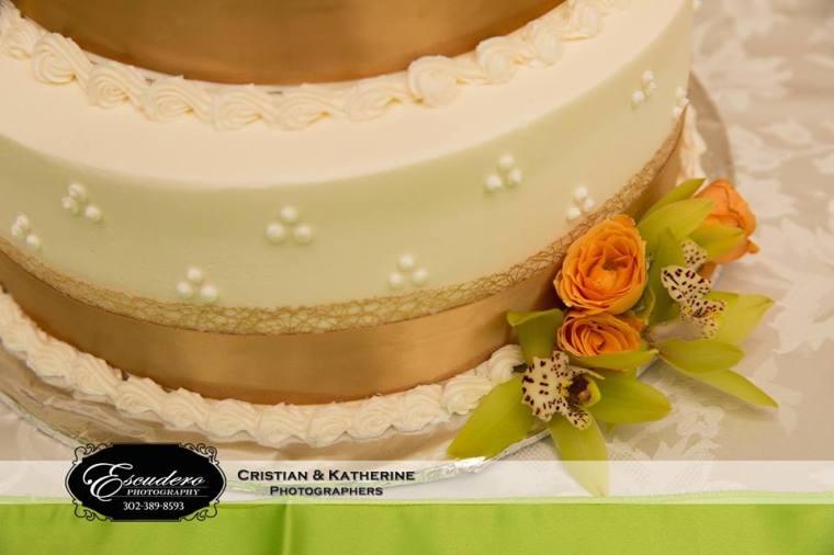 Escudero Hilton Christiana cake