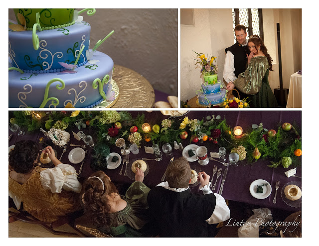 Linton Photography Renaissance Themed Wedding 6