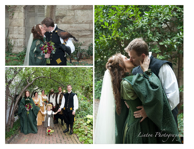 Linton Photography Renaissance Themed Wedding 7