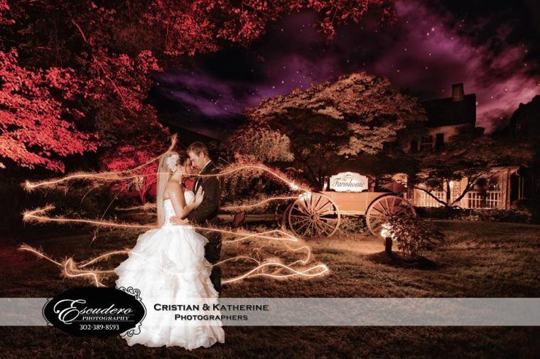 Escudero farmhouse wedding art piece
