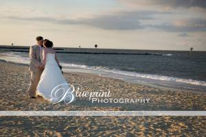 Blueprint Lewes Yacht kiss on beach