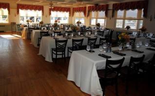 Melony wedding reception room