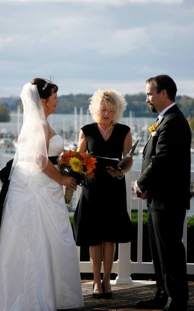 Melony wedding vows