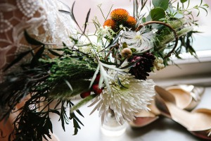 pwg parade bride bouquet