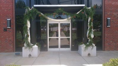 Flower Diva wow wedding entrance