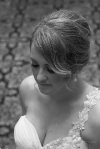 linton mendenall bride bw
