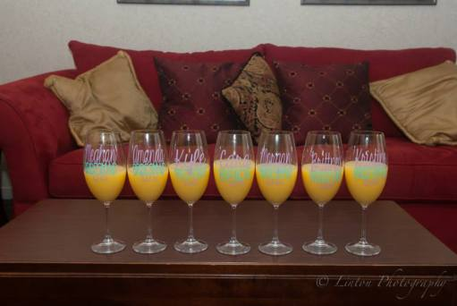 Linton wedding mendenhall drinks