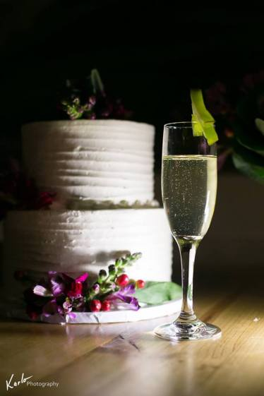 Nassau Dover Rent all elevee cake and champagne