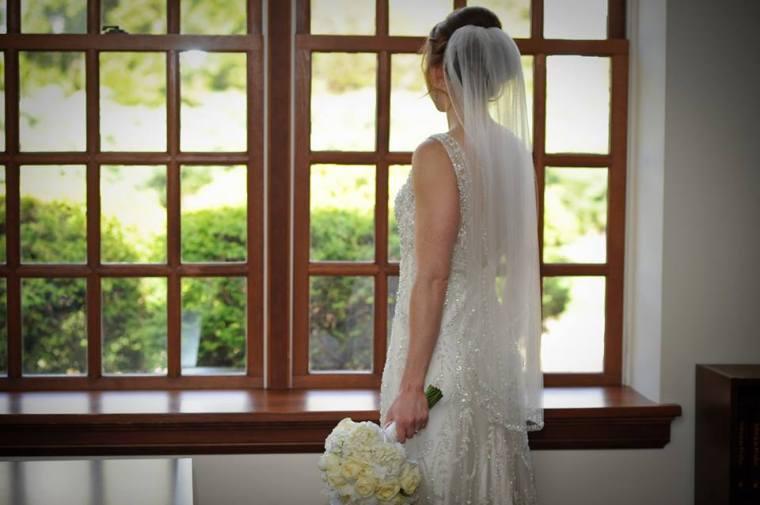 Kerry Harrison rockwood bride window