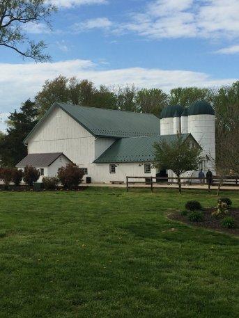 Worsell Manor Warwick, MD Golden Apple 16 barn