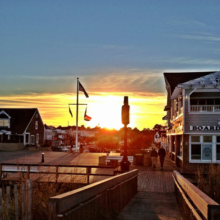 Bethany Beach sunset