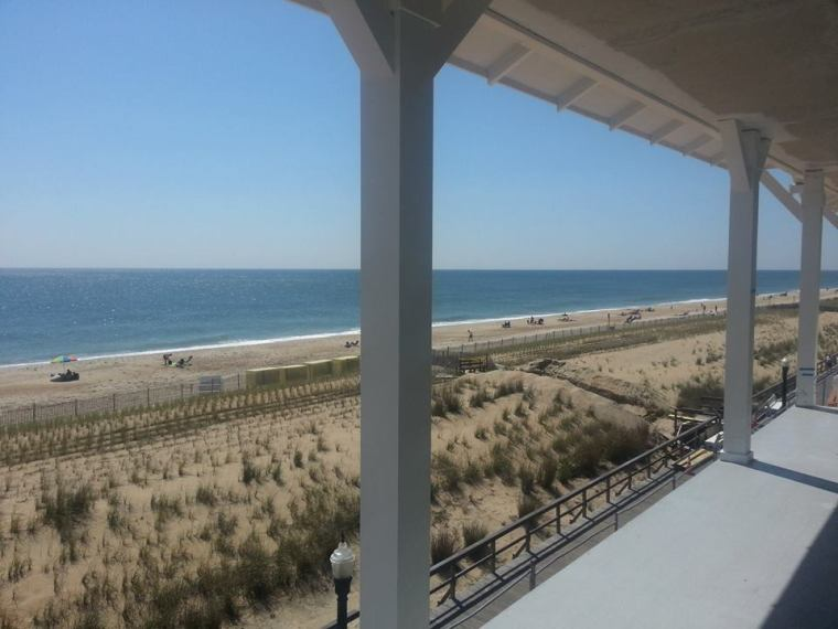 Bethany Ocean Suites porch view