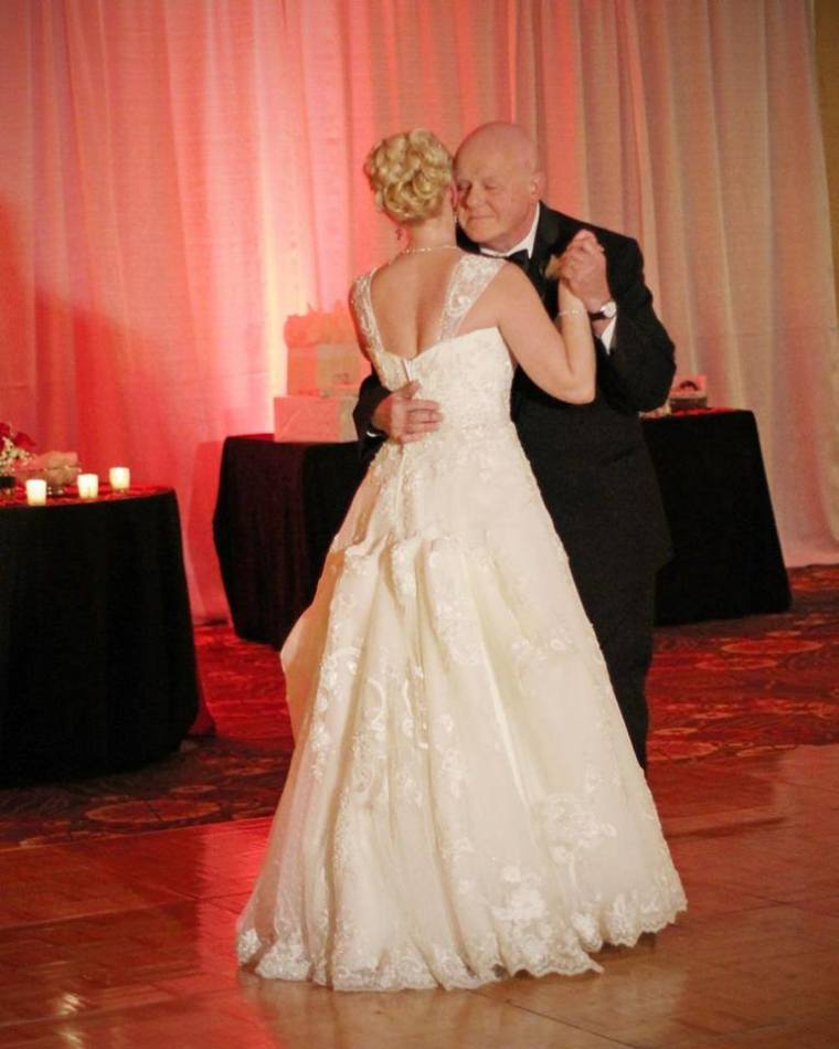 Crowne Plaza Wilmington NOrth father daughter dance