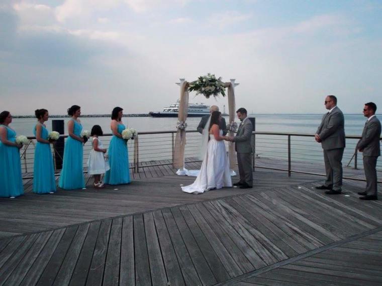 Dover rent ferry ceremony pier
