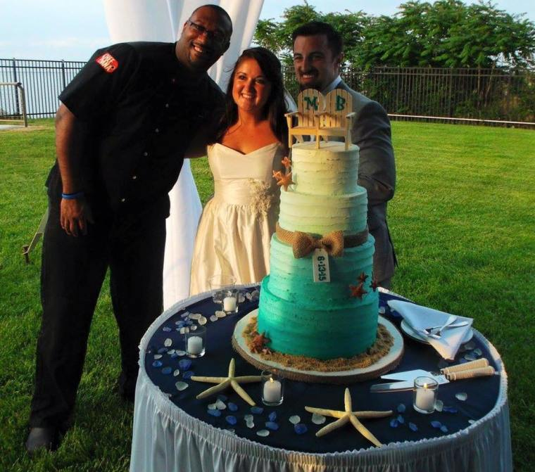Dover Rent ferry dana cake couple