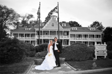 Harris Photography Kent Manor and couple