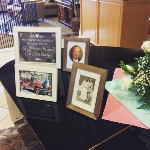 Heritage Shores Memory table