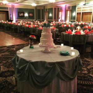 Heritage Shores Summer cake and room