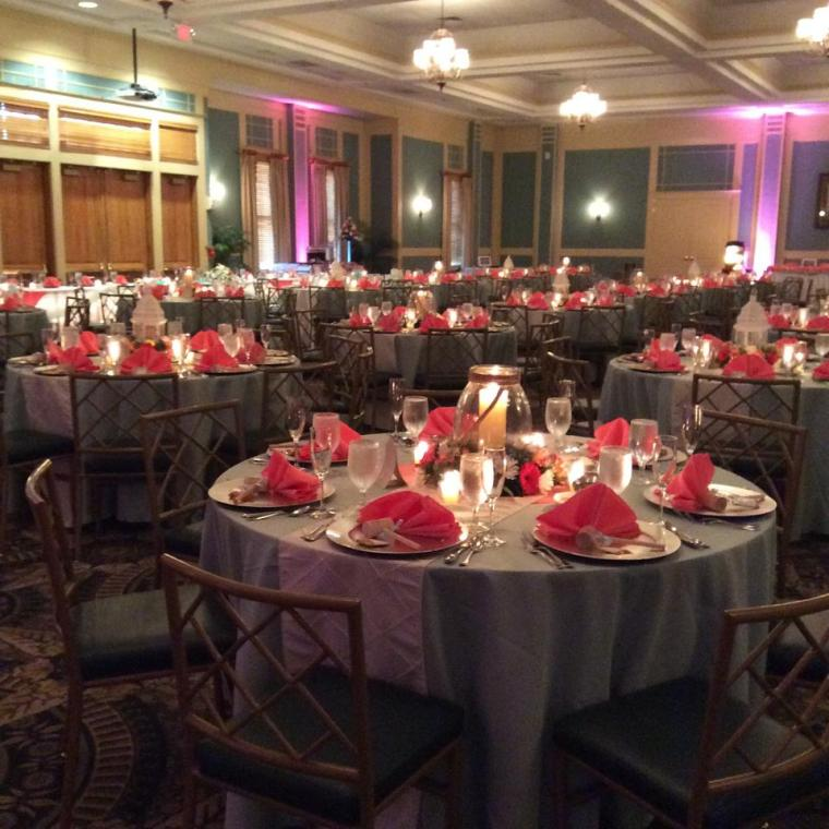 Heritage Shores Summer room setup and decor