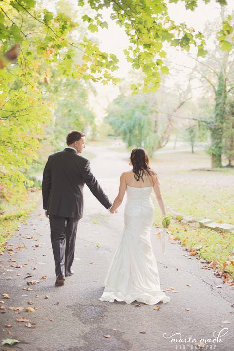 Hagley wedding fairytale bride groom walk
