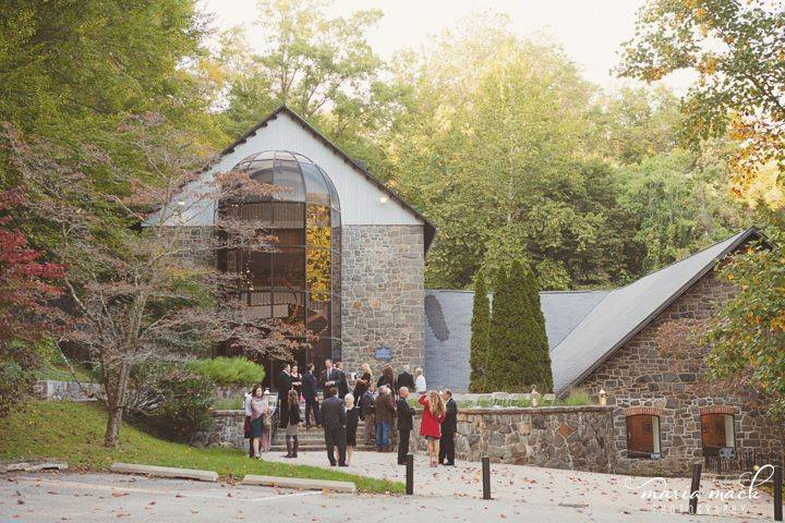 Hagley Wedding fairytale distant shot soda house and stone buildings