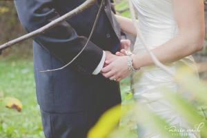 Hagley wedding fairytale hands