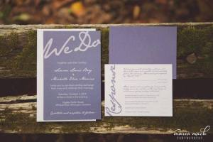 Hagley Wedding fairytale invites