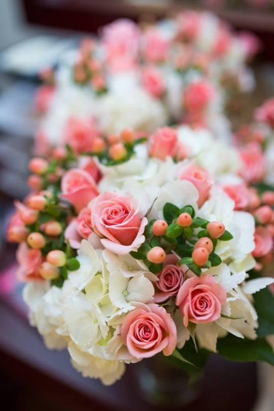 Chesapeake Inn Ballroom stars bouquets