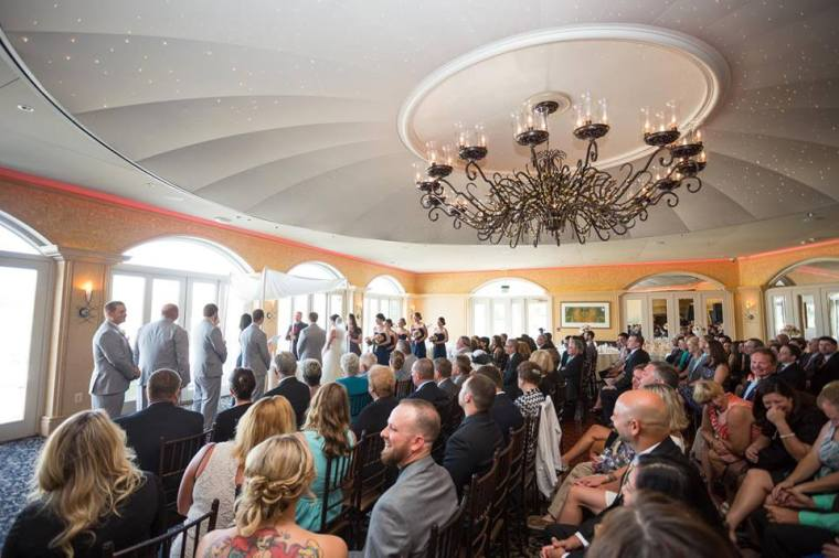 Chesapeake Inn Ballroom stars ceremony