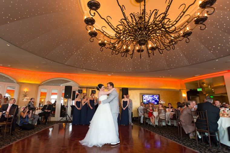 Chesapeake Inn Restaurant and Marina Ballroom Wedding Kevin Quinlan Photogarphy 2015