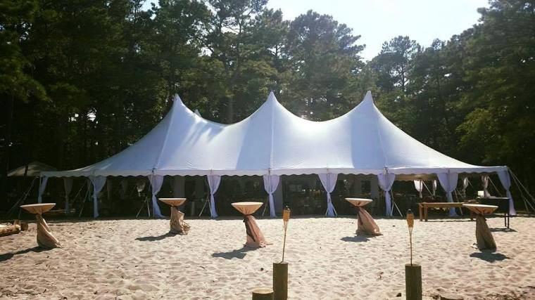 Dover Rent All Moonrise Kingdom wedding tent