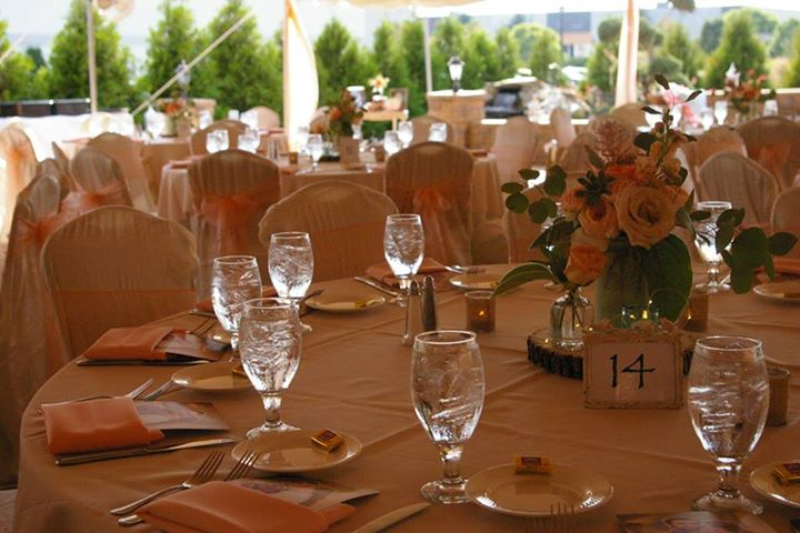 Executive wedding tablescape 2