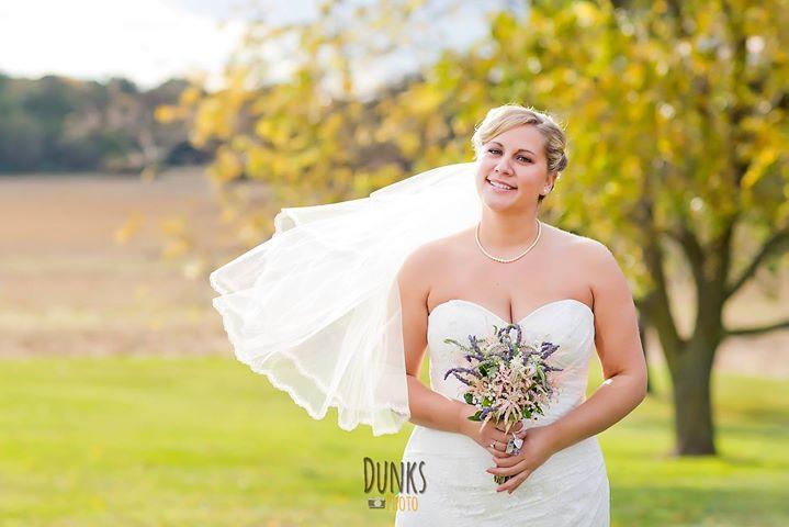 Louis Marie Bridal bride