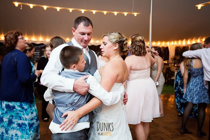 Louis Marie Bridal wedding family dance