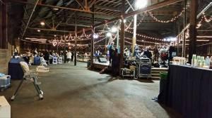 Memorable Events church wedding reception