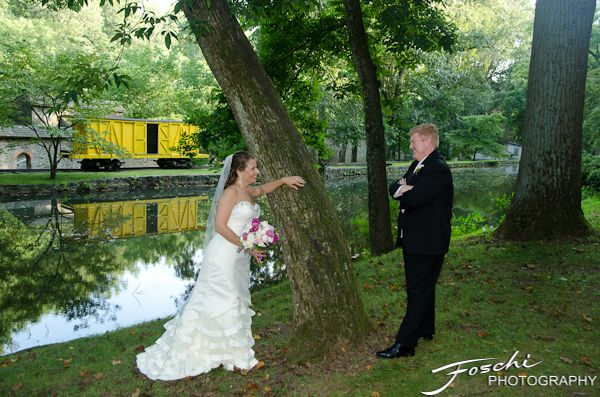 Foschi hagley wedding at the tree