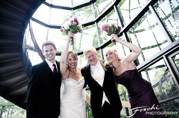 Foschi Hagley wedding Soda house stairs