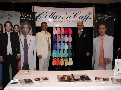 Collars n Cuffs with Len Brown
