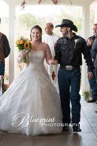 Bluepprint cowboy wedding white clay creek Mr and Mrs