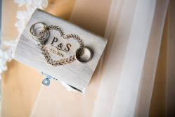 Hagley Fantail wedding invite