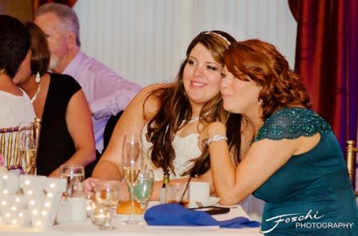 Foschi Orner Bride and friend
