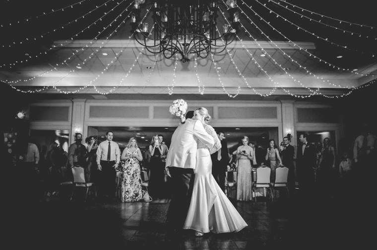 Rehoboth Beach Country Club bw first dance