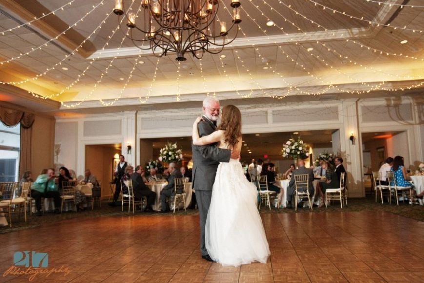 Rehoboth Beach Country Club father daughter dance