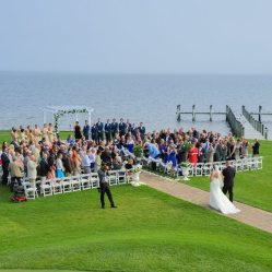 Rehoboth Beach Country Club outside venue