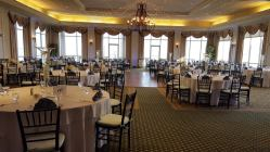 Rehoboth BEach Country Club reception room