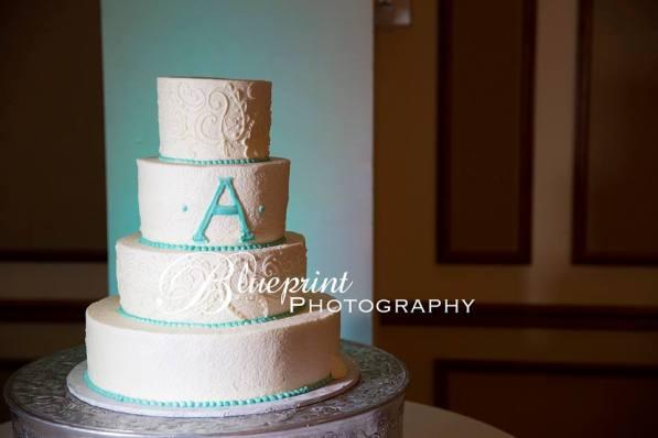 Blueprint Radner Valley cake