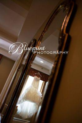 Blueprint Radner Valley dress in mirror