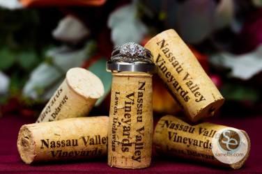 Nassau Valley Sam Ellis corks and rings
